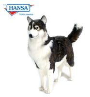 Hansatronics Mechanical Husky, Life Size (0062) - FREE SHIPPING!