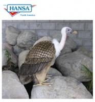 Hansatronics Mechanical Vulture, Extra Large Life Size (0023) - FREE SHIPPING!