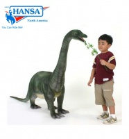 Hansatronics Mechanical Brontosaurus Ride-On 4.5'L (0108) - FREE SHIPPING!