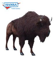 Hansatronics Mechanical Buffalo Bison, Life Size (0007) - FREE SHIPPING!
