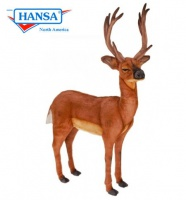 Deer, White-Tail Ride-On (4509) - FREE SHIPPING!