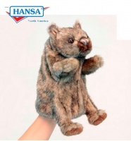 Wombat Hand Puppet 9