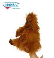 Orangutan Baby Puppet 9