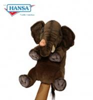 Elephant Puppet 9