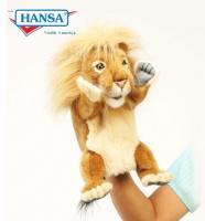 Lion Puppet 11