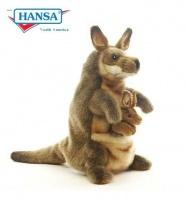 Kangaroo Hand Puppet 11