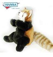 Red Panda Puppet 7