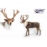 Hansa Nordic Reindeer 47in (6916) - FREE SHIPPING!