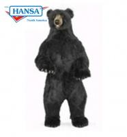 Black Bear, Lifesize (6607) - FREE SHIPPING!