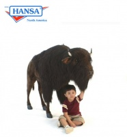 Buffalo Bison LifeSize (5154) - FREE SHIPPING!