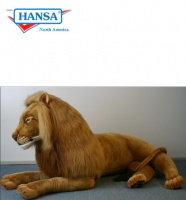 Lion Laying Life Size (4320) - FREE SHIPPING!