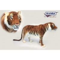 Tiger Jacquard Standing (6592) - FREE SHIPPING!