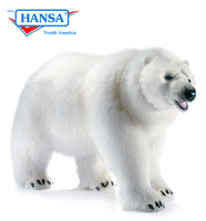 Polar Bear Lifesize Walking (3639) - FREE SHIPPING!