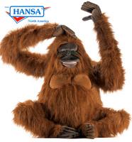 Orangutan, Life Size (3396) - FREE SHIPPING!
