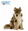 Wolf, Cub Seated (4291)
