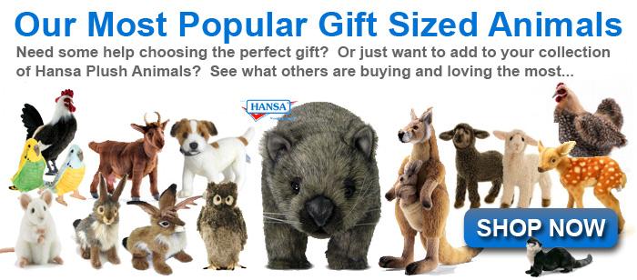 Hansa Toys Online Store Hansa Creations Online Store Realistic Stuffed Animals Best Price